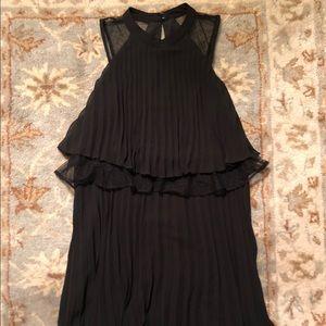 BCBGENERATION black sleeveless lace dress NWT xxs